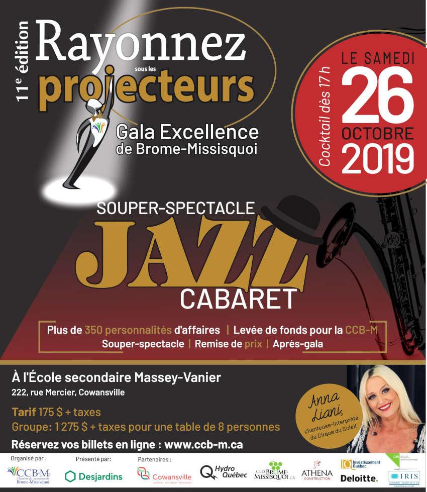 Affiche Gala Excellence 2019 francais 850 x 950