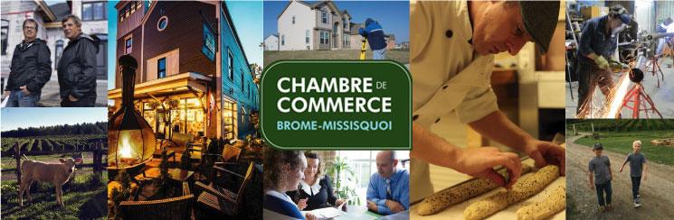 La Chambre de Commerce de Brome-Missisquoi